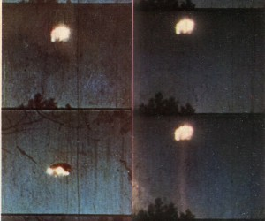 Italy - UFO On Super 8